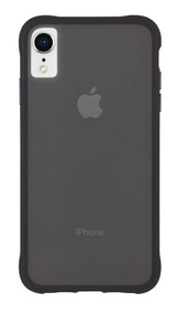 Case-Mate Tough Case iPhone XR - Translucent Black