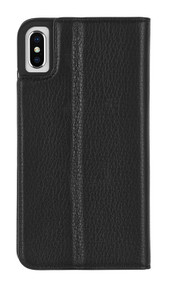 Case-Mate Wallet Folio Case iPhone Xs Max - Black