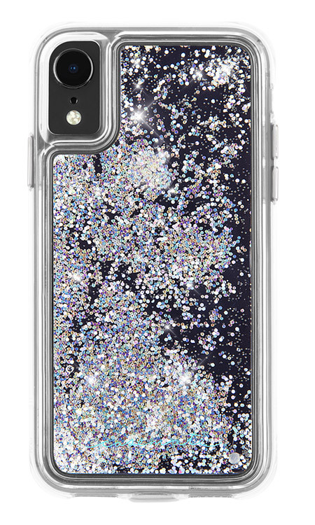 new product 12a80 87089 Case-Mate Waterfall Case iPhone XR - Iridescent