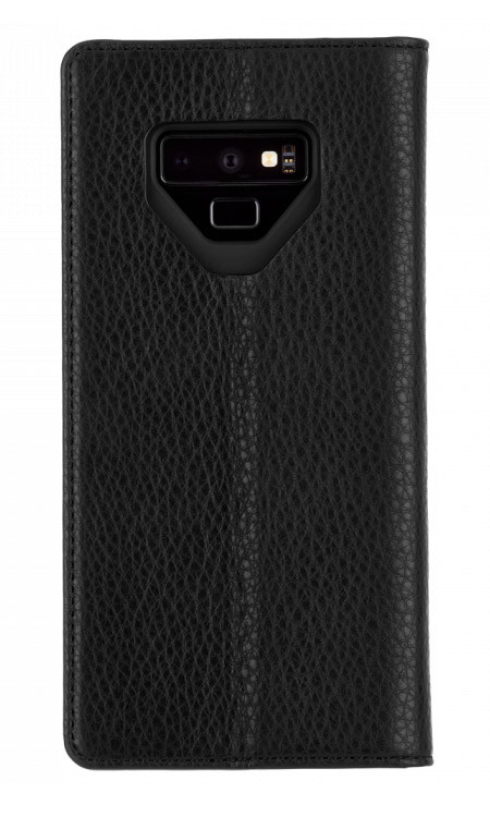 Case-Mate Wallet Folio Case Samsung Galaxy Note 9 - Black