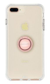 Case-Mate Dotted Universal Selfie Ring - Rose Gold