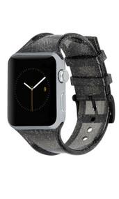 Case-Mate Sheer Glam Band Apple Watch 38mm - Noir