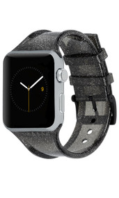 Case-Mate Sheer Glam Band Apple Watch 42mm - Noir