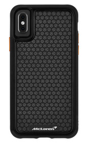Case-Mate McLaren Carbon Fiber Case iPhone Xs Max - Black