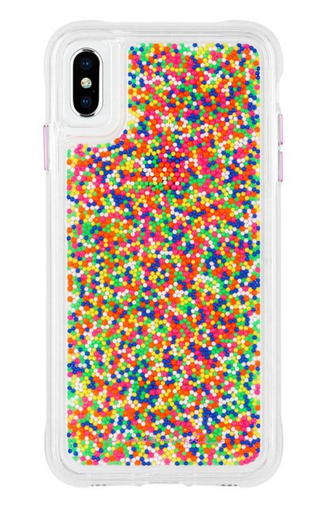 Case-Mate Sprinkles Case iPhone Xs Max - Multi