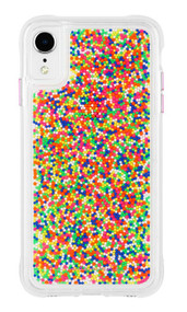 Case-Mate Sprinkles Case iPhone XR - Multi