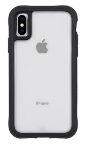 Case-Mate Translucent Protection Case iPhone X/Xs - Clear/Black