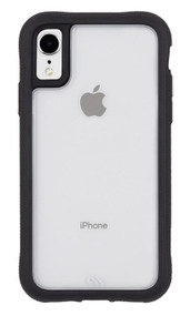 Case-Mate Translucent Protection Case iPhone XR - Clear/Black