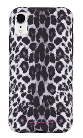 Case-Mate Wallpapers Case iPhone XR - Grey Leopard