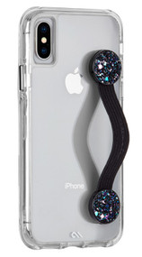 Case-Mate Straps - Black Glitter