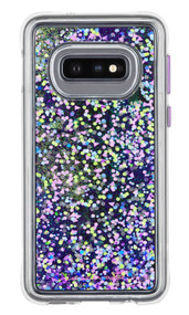 Case-Mate Waterfall Case Samsung Galaxy S10e - Purple Glow