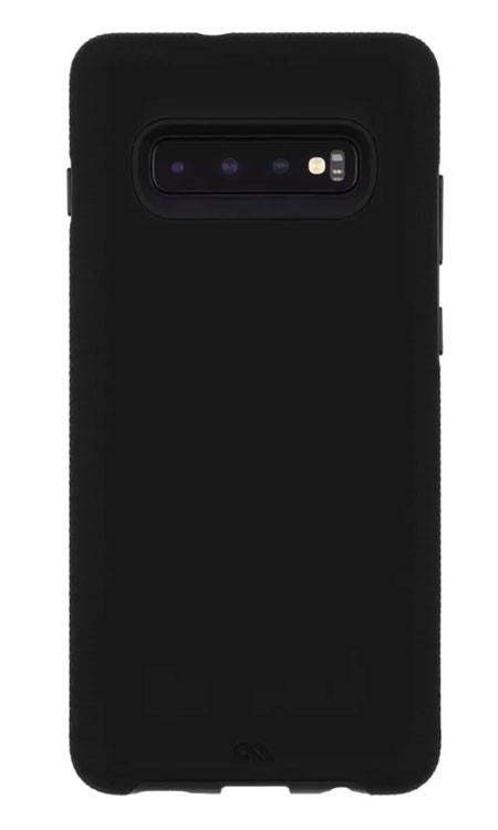 Case-Mate Tough Grip Case Samsung Galaxy S10 - Black