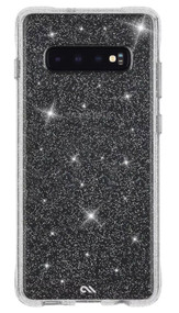 Case-Mate Sheer Crystal Case Samsung Galaxy S10 - Clear