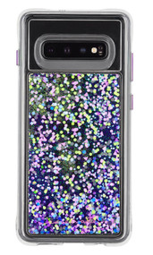 Case-Mate Waterfall Case Samsung Galaxy S10 - Purple Glow