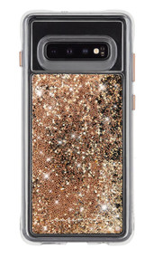 Case-Mate Waterfall Case Samsung Galaxy S10 - Gold