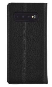 Case-Mate Wallet Folio Case Samsung Galaxy S10 - Black