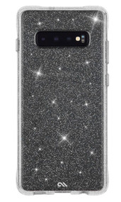 Case-Mate Sheer Crystal Case Samsung Galaxy S10+ Plus - Clear
