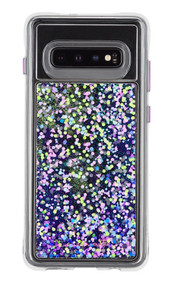 Case-Mate Waterfall Case Samsung Galaxy S10+ Plus - Purple Glow