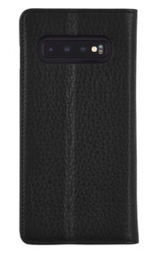 Case-Mate Wallet Folio Case Samsung Galaxy S10+ Plus - Black