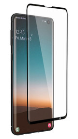 EFM Impact Flex Screen Armour Samsung Galaxy S10e - Clear/Black Frame