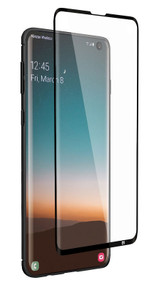EFM Impact Flex Screen Armour Samsung Galaxy S10 - Clear/Black Frame