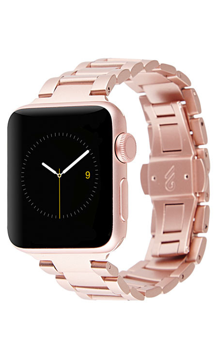 Case-Mate Linked Band Apple Watch 42-44mm - Rose Gold