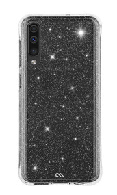 Case-Mate Sheer Crystal Case Samsung Galaxy A70 - Clear