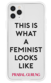 Case-Mate Prabal Gurung Case iPhone 11 Pro - Feminist
