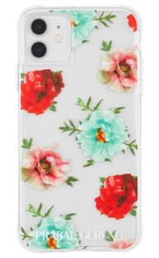Case-Mate Prabal Gurung Case iPhone 11 - Clear Floral