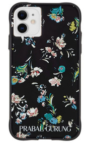 Case-Mate Prabal Gurung Case iPhone 11 - Black Floral