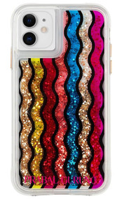Case-Mate Prabal Gurung Case iPhone 11 - Rainbow Waterfall