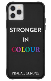 Case-Mate Prabal Gurung Case iPhone 11 Pro Max - Stronger in Colour