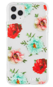Case-Mate Prabal Gurung Case iPhone 11 Pro - Clear Floral