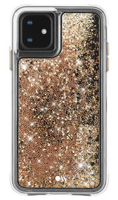 Case-Mate Waterfall Case iPhone 11 - Gold