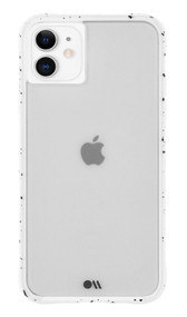 Case-Mate Tough Speckled Case iPhone 11 - White