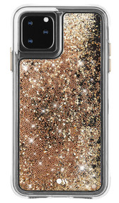Case-Mate Waterfall Case iPhone 11 Pro Max - Gold