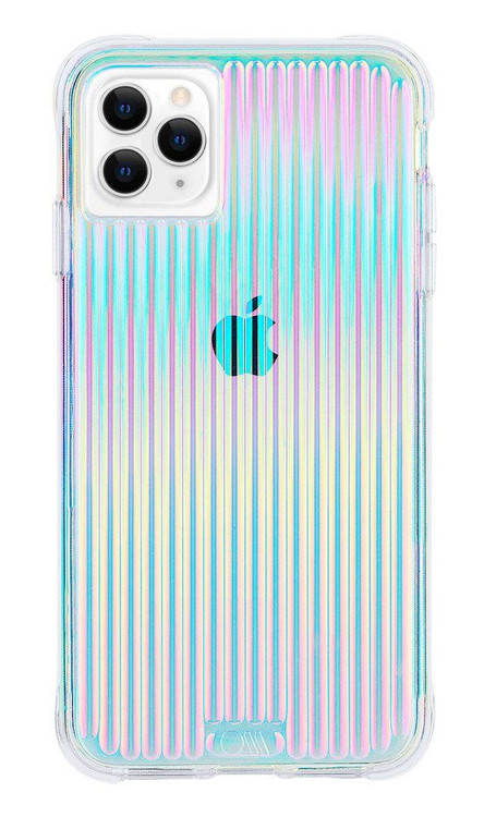 Case-Mate Tough Groove Case iPhone 11 Pro Max - Clearadescent