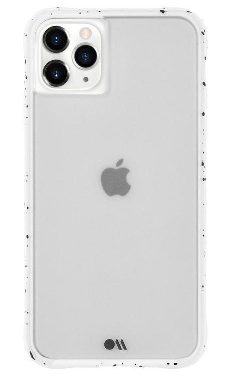 Case-Mate Tough Speckled Case iPhone 11 Pro Max - White