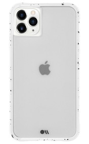 Case-Mate Tough Speckled Case iPhone 11 Pro Max - White