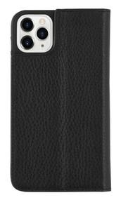 Case-Mate Wallet Folio Case iPhone 11 Pro - Black