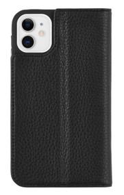Case-Mate Wallet Folio Case iPhone 11 - Black