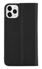 Case-Mate Wallet Folio Case iPhone 11 Pro Max - Black