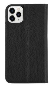 Case-Mate Wallet Folio Case iPhone 11 Pro Max - Black