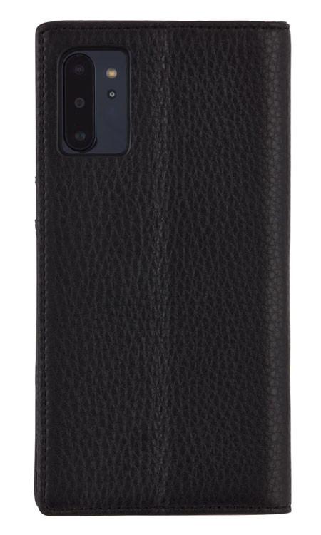 Case-Mate Wallet Folio Case Samsung Galaxy Note 10+ Plus - Black