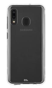 Case-Mate Tough Clear Case Samsung Galaxy A20/A30 - Clear