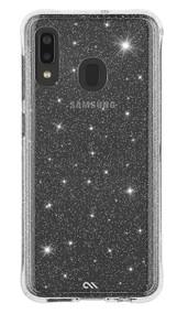 Case-Mate Sheer Crystal Case Samsung Galaxy A20/A30 - Clear