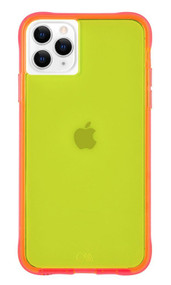 Case-Mate Tough Neon Case iPhone 11 Pro - Atomic Green