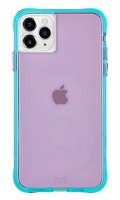 Case-Mate Tough Neon Case iPhone 11 Pro - Electric Purple