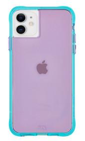 Case-Mate Tough Neon Case iPhone 11 - Electric Purple