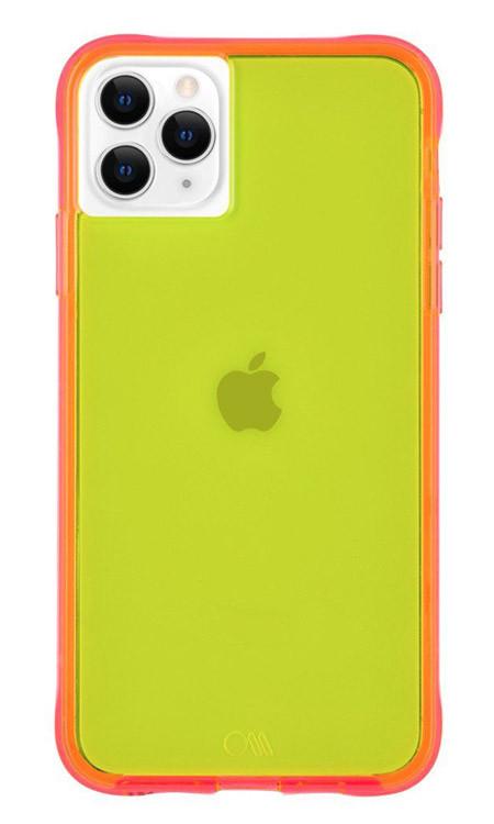 Case-Mate Tough Neon Case iPhone 11 Pro Max - Atomic Green